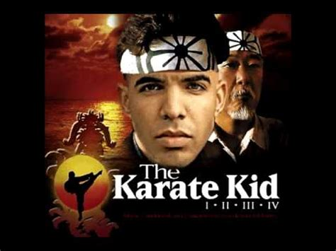 theme music karate kid drake vs the karate kid theme song best i ever had
