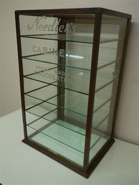 Decorative Display Cabinets by Decorative Antique Chocolate Display Cabinet 131771