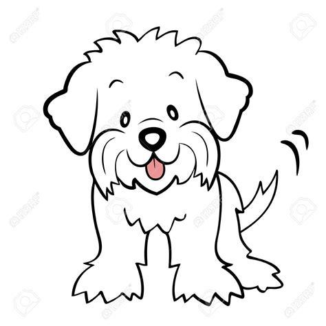 coloring pages of maltese puppies bichon dibujando bichones pinterest search