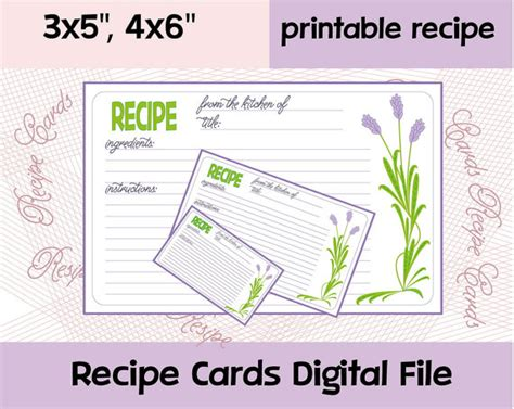 editable printable recipe cards free recipe card printable editable recipe cards recipe cards