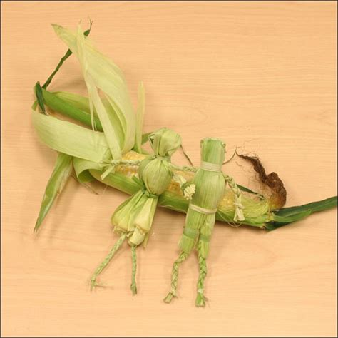 corn husk dolls canada archived corn husk doll activities the site of
