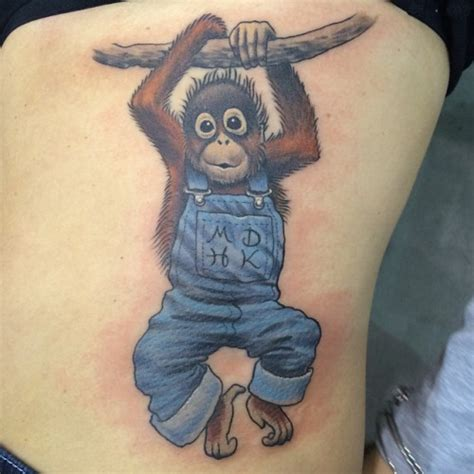 monkey tattoos monkey tattoos designs ideas and meaning tattoos for you