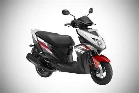 Motor Yamaha Zr yamaha zr scooter launched in new colours in india