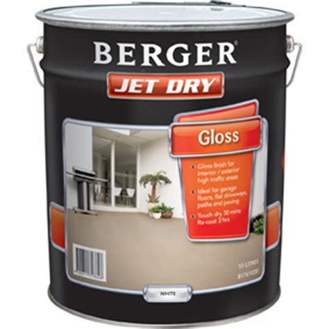 Berger Garage Floor Paint by Berger Jet Garage Floor Paint 28 Images Berger Jet 1l