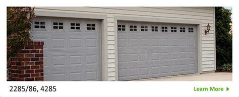 Raised Panel Flush Sandwich Door C H I Overhead Garage Doors Reviews