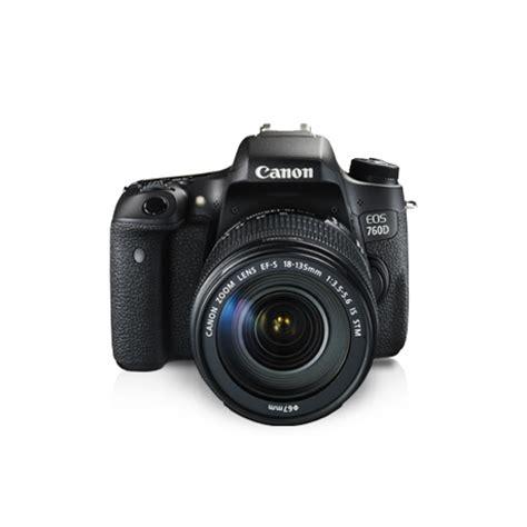 Asli Kamera Dslr Canon jual canon kamera dslr eos 760d 18 55mm kit wahana superstore