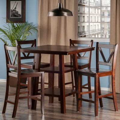 buy walnut counter stools from bed bath beyond