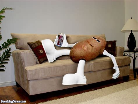 how to not be a couch potato couch potato
