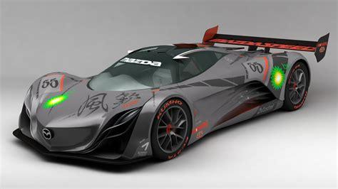 mazda furai concept car previews virtualr net