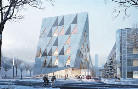 design competition toronto perkins will designs leed gold seeking academic building