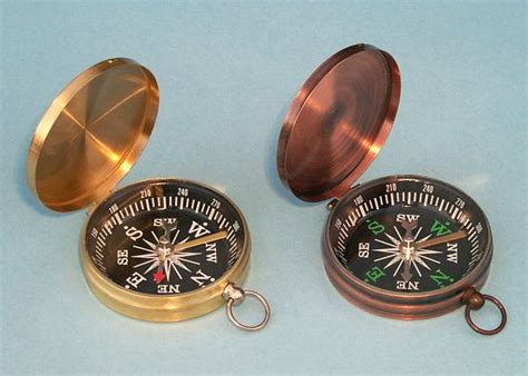 the brass compass stanley lightweight brass pocket compasses from the
