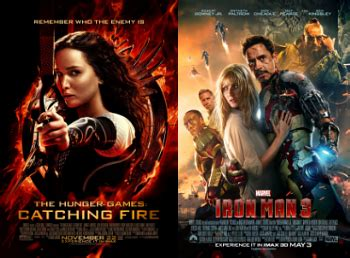 film hot terlaris hunger games catching fire kalahkan rekor terlaris