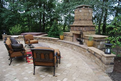 Backyard Creations Indiana Dye Traditional Patio Indianapolis By Michael K