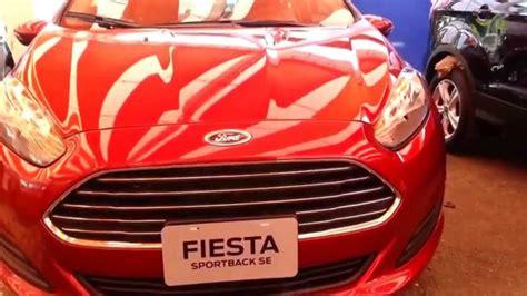 al 2016 video precio ficha tecnica caracteristicas colombia youtube 2015 ford fiesta sportback se 2015 al 2016 precio ficha