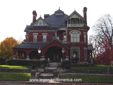 houses in kansas atchison kansas the most haunted city in kansas