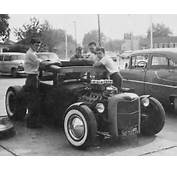 1950s Hot Rodders  Rodding Was Booming In California An