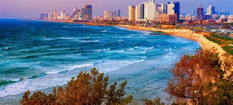 ou center travel desk see tel aviv as never before with with abraham silver ou