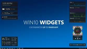 desk top gadgets win10 widgets widgets for windows 10