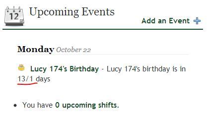 lucy's birthday – dan q