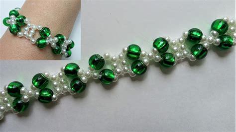 Easy Handmade Bracelets - easy pattern for bracelet and necklace diy handmade