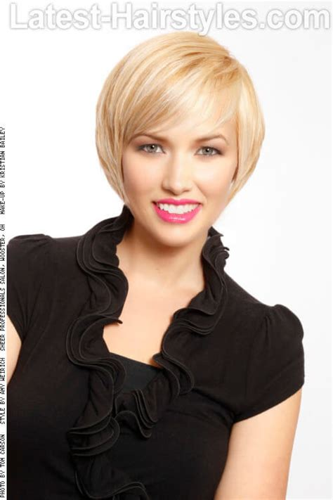 bob haircuts square faces 45 best hairstyles haircuts for square faces in 2018