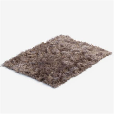 3d model rug carpets fur 3d model max cgtrader