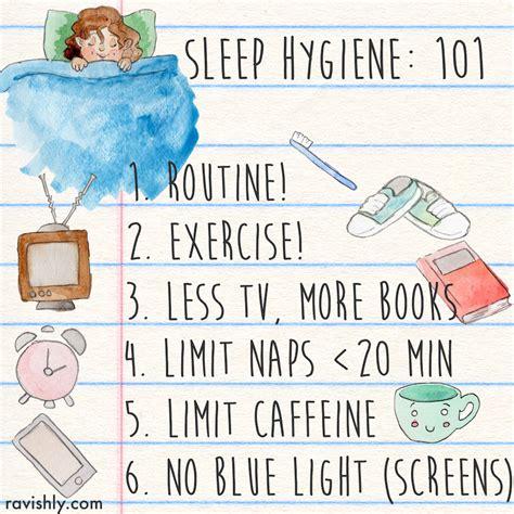 sleep hygiene sleep hygiene 11 tips for improving your very important
