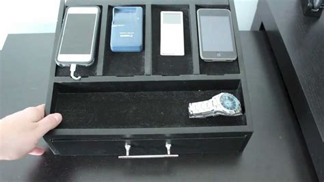 Phone Charger Organizer best charging station organizer iphone cell phones and