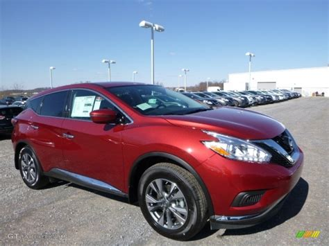 nissan murano red 2016 2016 cayenne red nissan murano s awd 111927631 photo 8