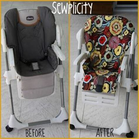 Chicco High Chair Cover by Chicco High Chair Cover Sewing Pattern Sew