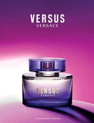 Dontella Appears For New Versace Fragrance by Versus Versace Perfume A Fragrance For 2010