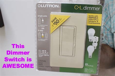 wire a dimmer light switch home repair tutor