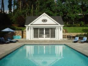 Garage Pool House Pool Houses Amp Garages