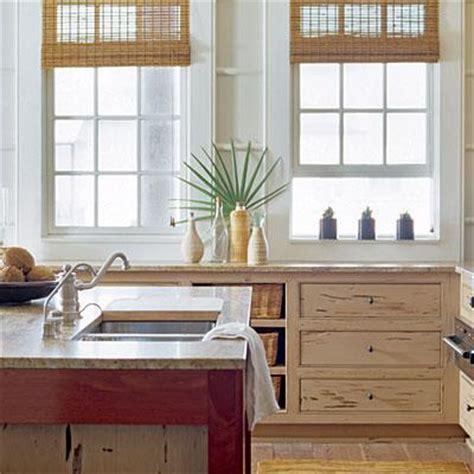 beach house kitchen cabinets distressed kitchen cabinets cottage kitchen coastal