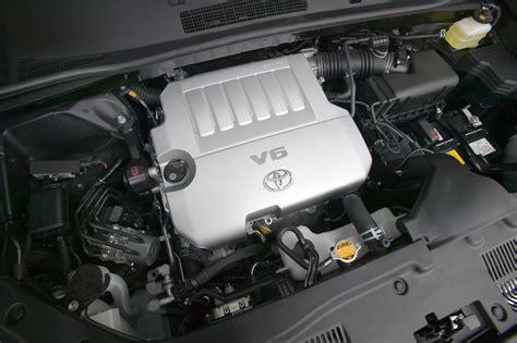 Toyota Highlander 2 7 Liter Engine New Generation Toyota Highlander Gets New Four Cylinder