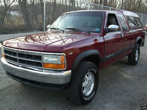 1994 dodge dakota specs 94dakota91 1994 dodge dakota regular cab chassis specs