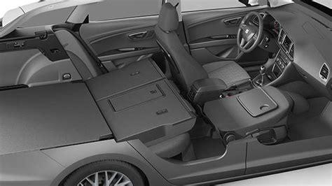 Kofferraumvolumen Seat Leon by Seat Leon St 2013 Abmessungen Kofferraum Und Innenraum