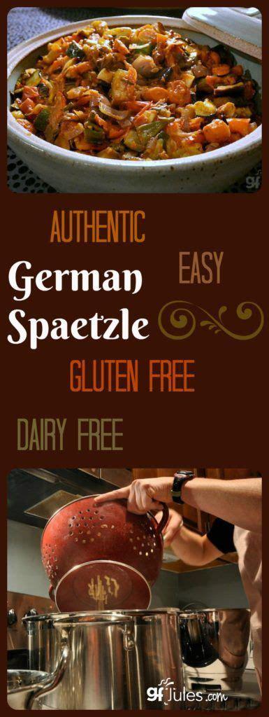 German Comfort Food by 1000 Ideas About German Spaetzle On German