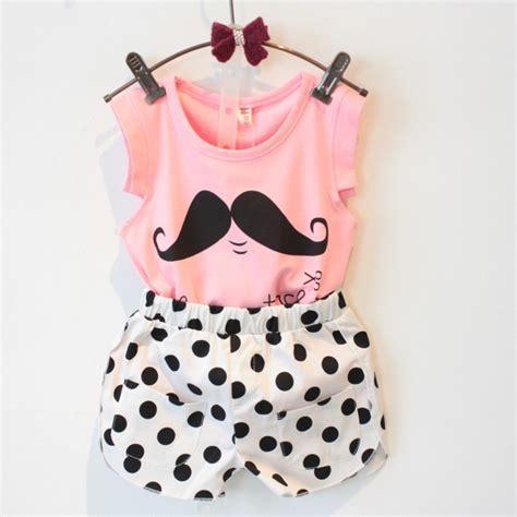 H Set Bibie Polka Kid aliexpress buy 2017 new summer clothes