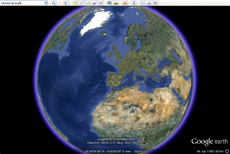 imagenes satelitales google earth el relieve peninsular e insular