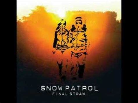 Snow Patrol Plays The Garden by Wow Snow Patrol Vagalume