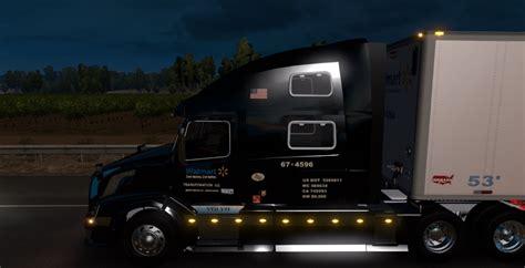 volvo truck shop volvo shop 3 0 walmart mod mod euro truck simulator 2 mods