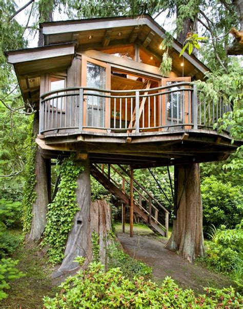 tree homes baumhaus bauen 25 der coolsten ideen aus ganzer welt