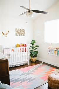 Modern Nursery Rug Southwestern Nursery Decor Project Nursery
