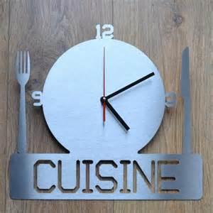 horloge pour cuisine davaus net horloge murale pour cuisine avec des id 233 es int 233 ressantes pour la conception de la