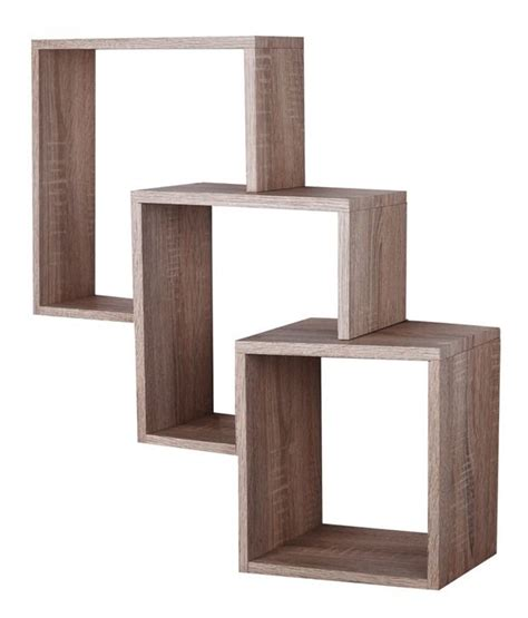 Intersecting Wall Shelf by Wall Shelf With Intersecting Cubes Buy Wall Shelf With