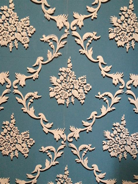 Gray Dining Rooms Wallpaper At Colonial Williamsburg Bossy Color Annie