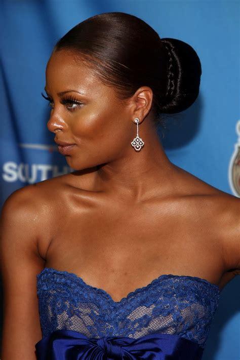 elegant hairstyles  african american women hairstyle