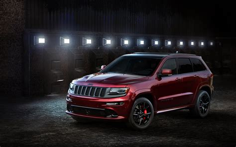 How Wide Is A Jeep Grand 2016 Jeep Grand Srt Wallpapers Hd Wallpapers