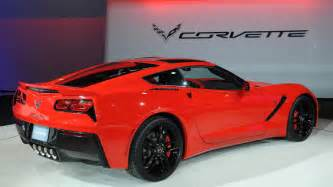 2014 chevrolet corvette stingray priced from 51 995